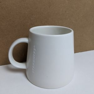 Starbucks Mug Angled White